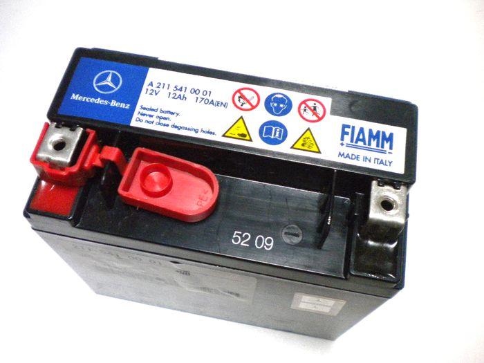 Mercedes e320 battery location mercedes get free image for Mercedes benz e320 battery